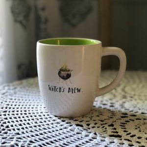 "Rae Dunn ""Witch""s Brew"" Halloween Holiday Mug"